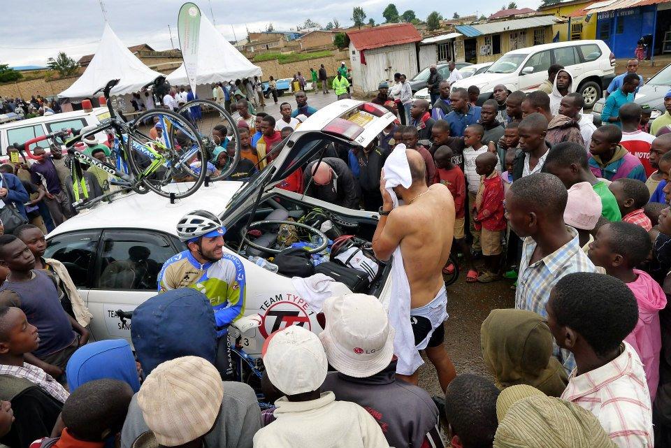 Tour of Rwanda 2012. Photo: M. Greve