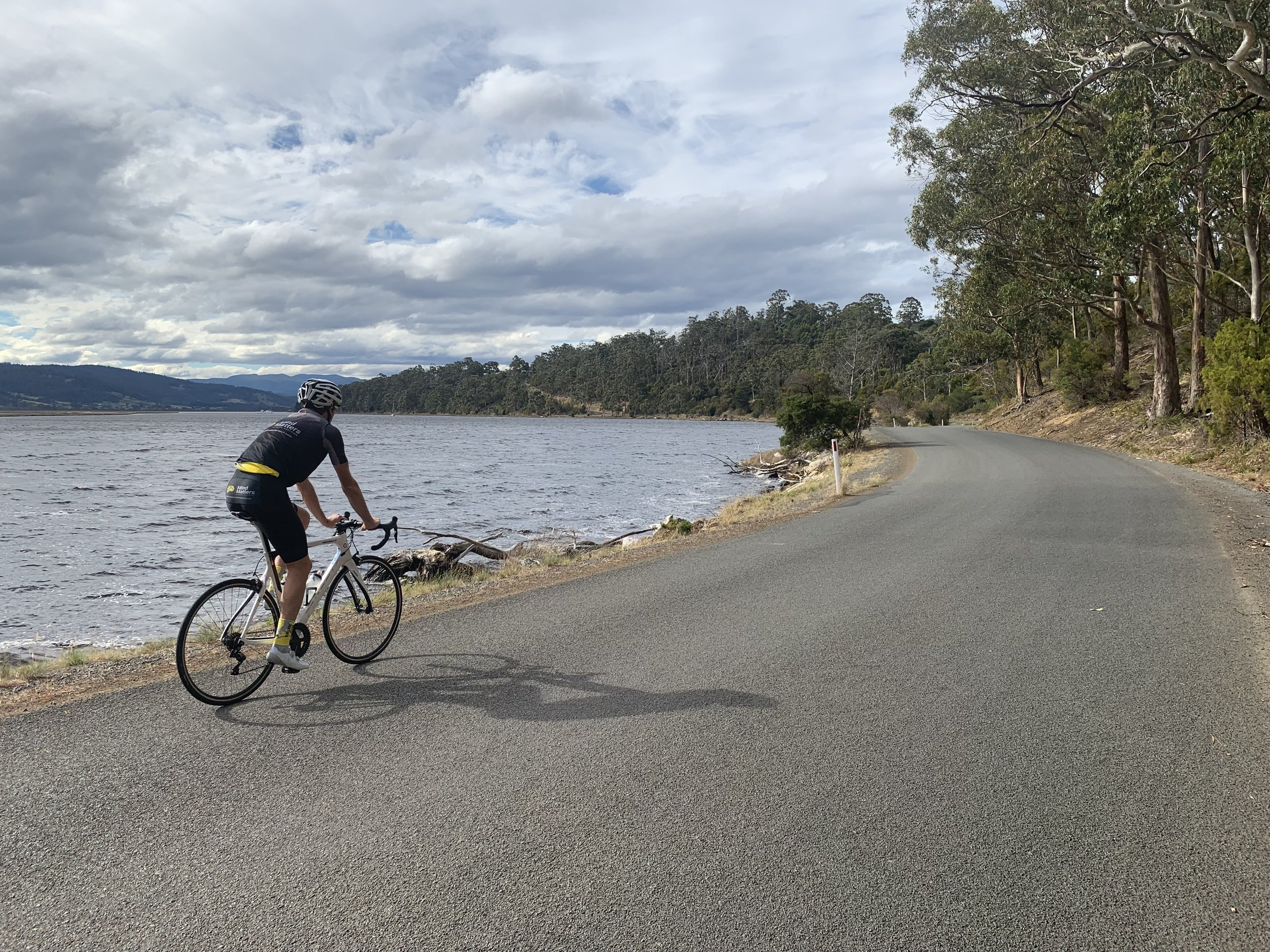 Mind Matters Training Camp destination- Tasmania. Photo: M. Pulcipher.