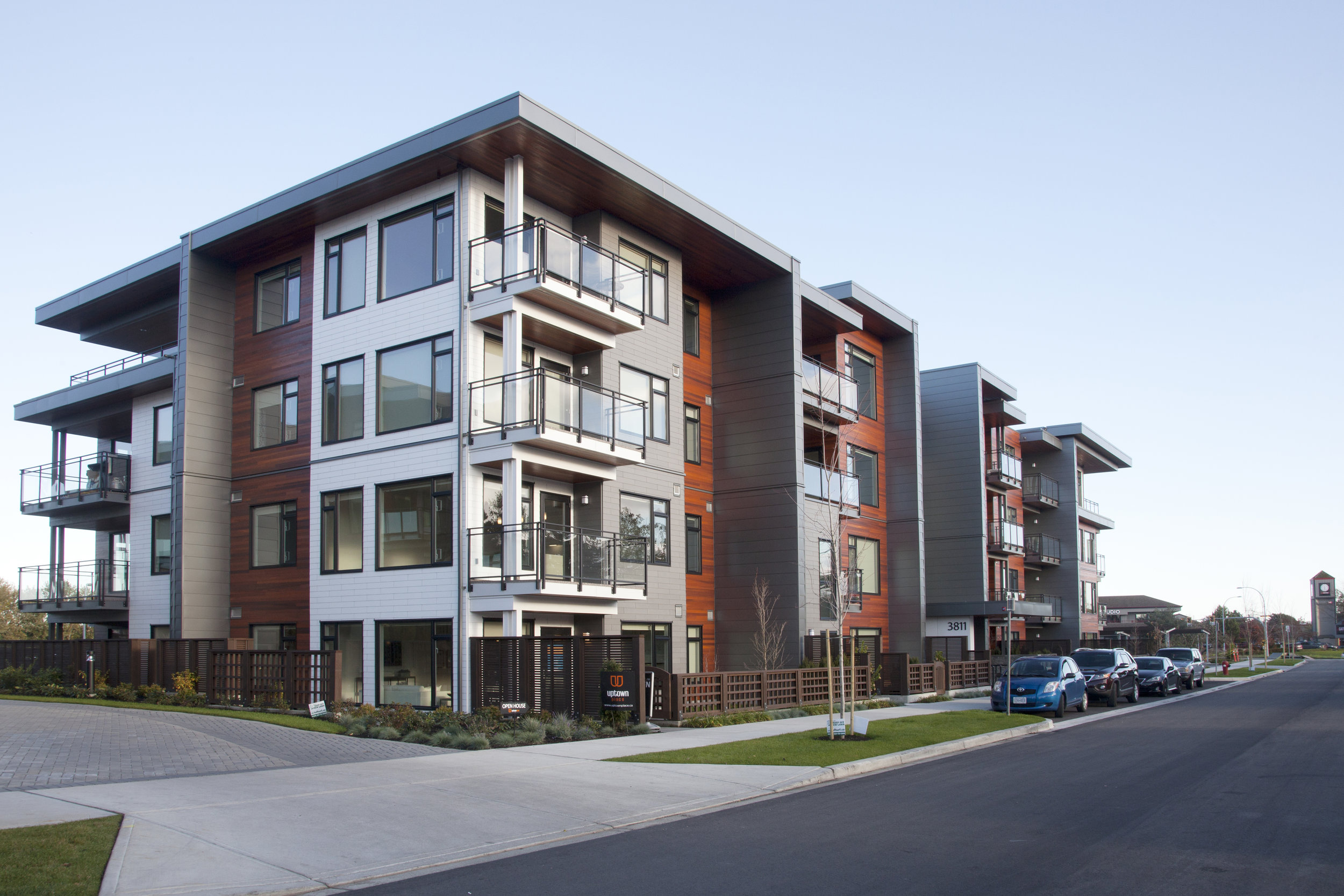 Uptown Place  Residences Victoria, BC 2016