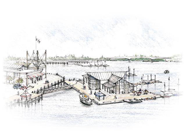 Point Hope Shipyard  Victoria, BC 2000-2012