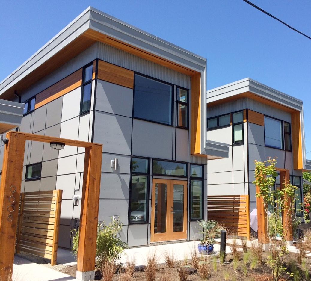 Ocean Avenue  Residences Sidney, BC 2017