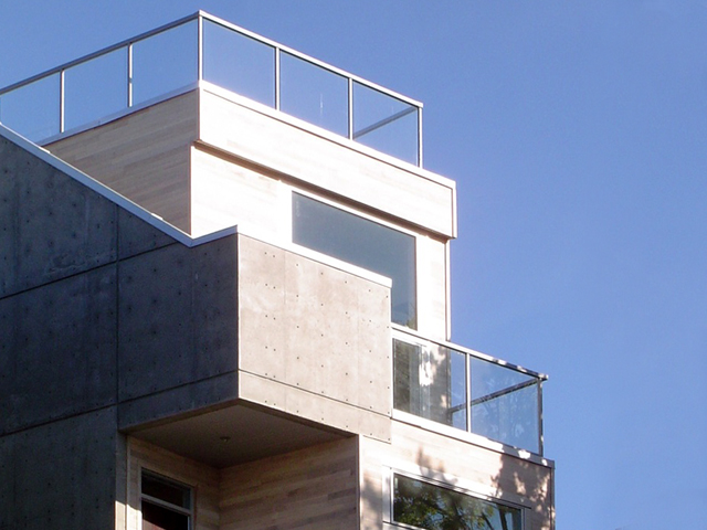 House I: Terrace Avenue