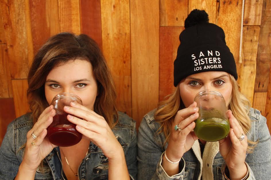 Sonya and Tedi Serge, Sand Sisters Los Angeles,photo credit Lauren Robuck @laurenrobuck