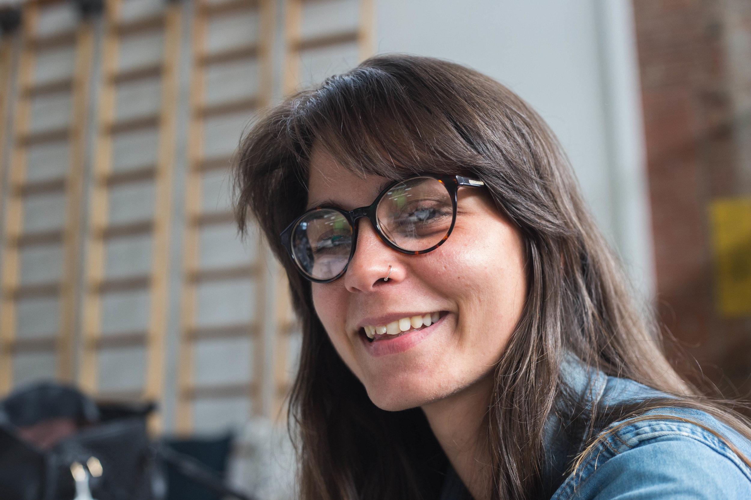 Cynthia Garit from Clandestina