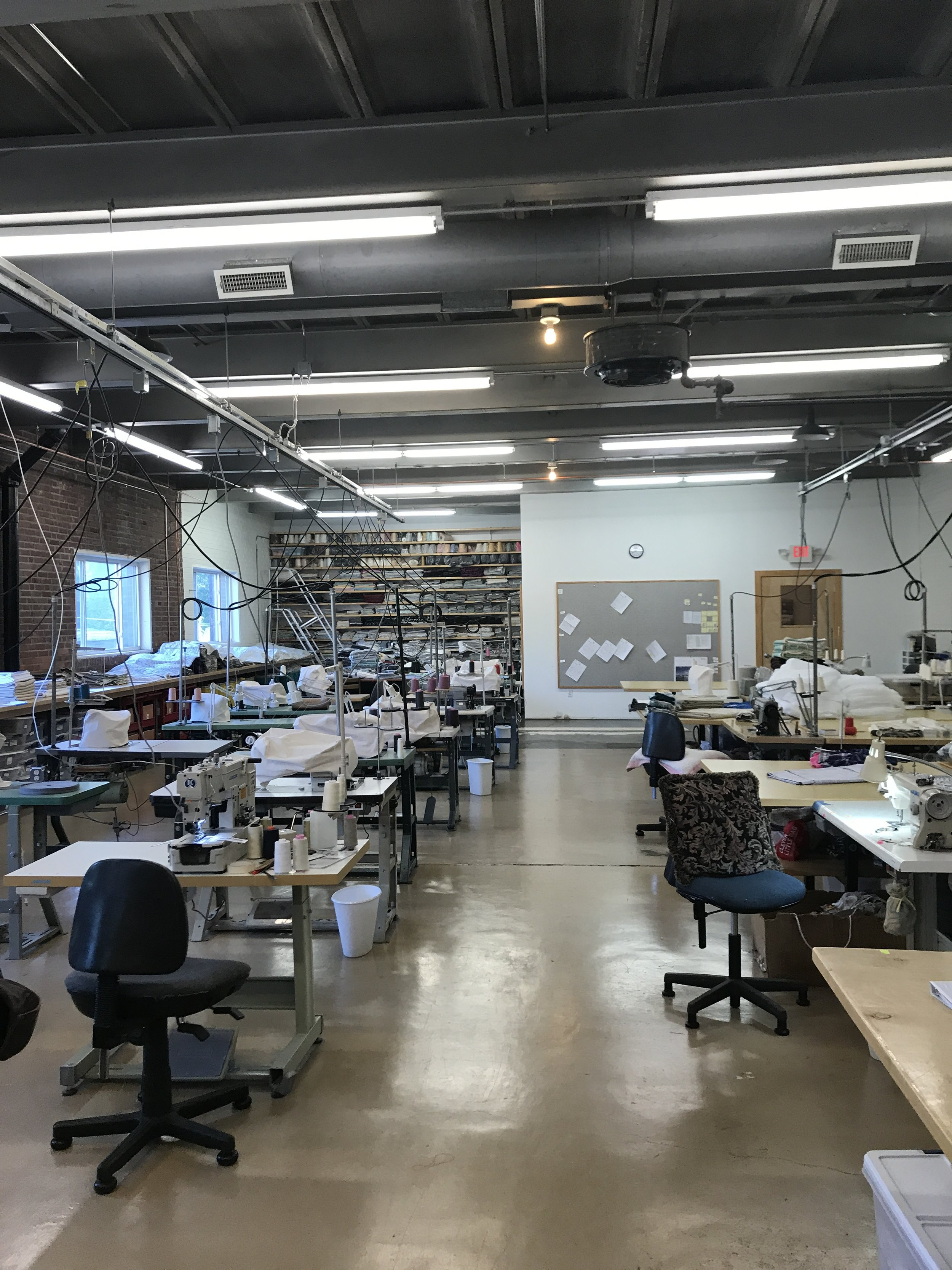 Sew Co Sewing Room