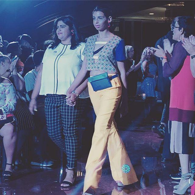 Congratulations to our interns Stephanie @corazondemelon_pr and Cristina @crispicris from @eida_uagmgurabo for their #fashion #show inspired by @bauhaus.movement at @sanjuanmodapr in @elsanjuanhotel . . . Felicidades a nuestras practicantes Stephanie y Cristina de la Escuela Internacional de #Diseeño y #Arquitectura por su desfile de #moda inspirado en #Bauhaus como parte de San Juan Moda en El San Juan Hotel #puertorico