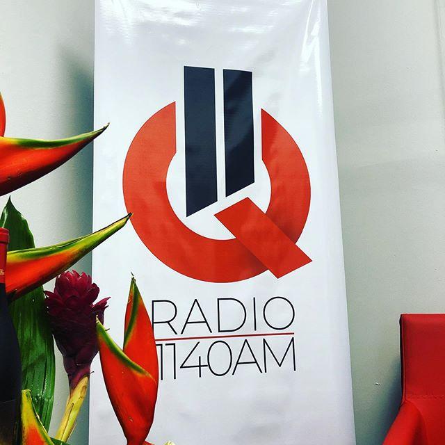 Sintoniza @11qradio a las 10AM para nuestra entrevista con @grenda_rivera hablando sobre @retazo.co, nuestro taller de #comerciojusto en @madmiorg, nuestro pop up dentro de la @fundacioncortes y la #sostenibilidad como ente de cambio en la industria de la #moda de #puertorico