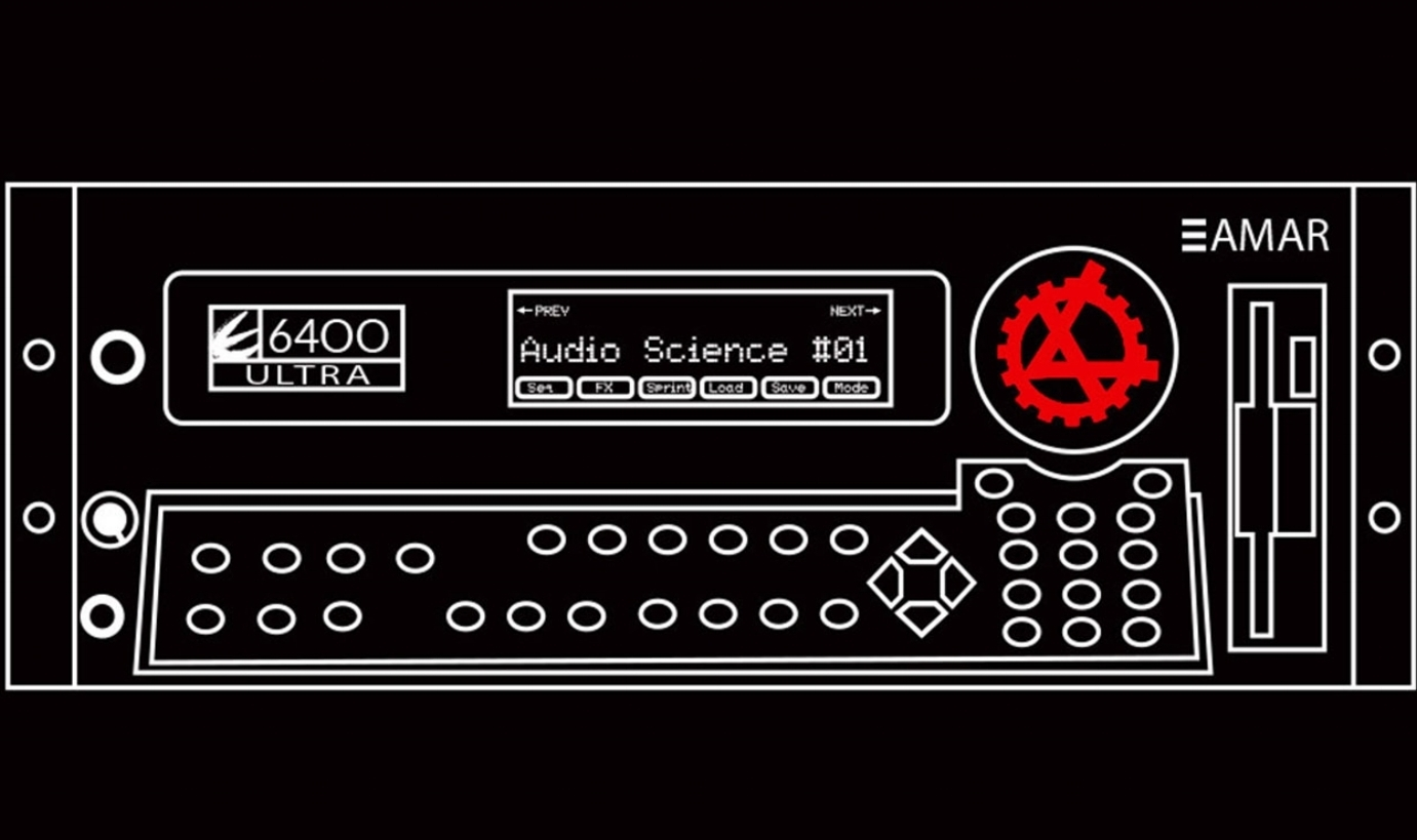 Audio Science 1 sample library -