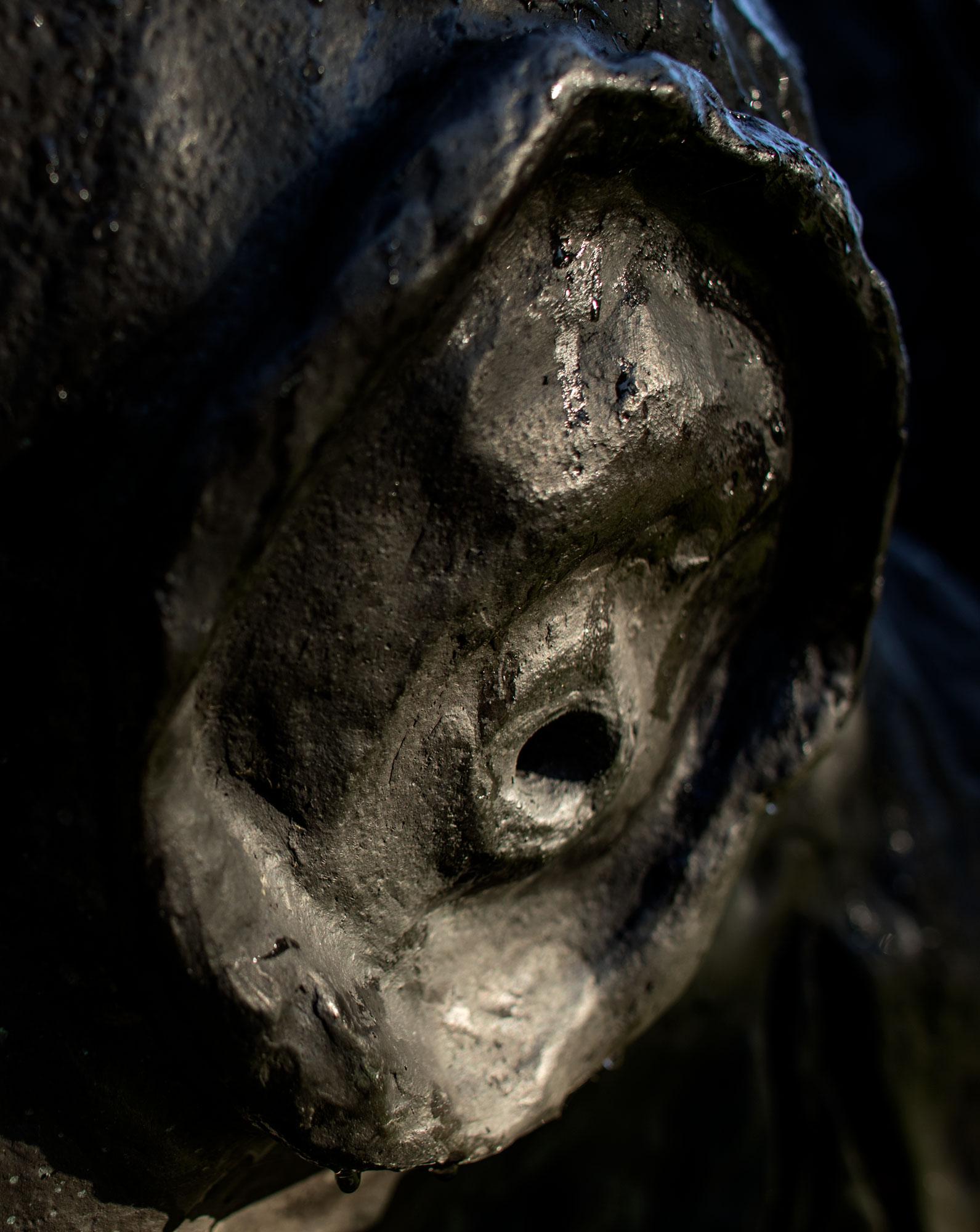 Sculpture by Tal R