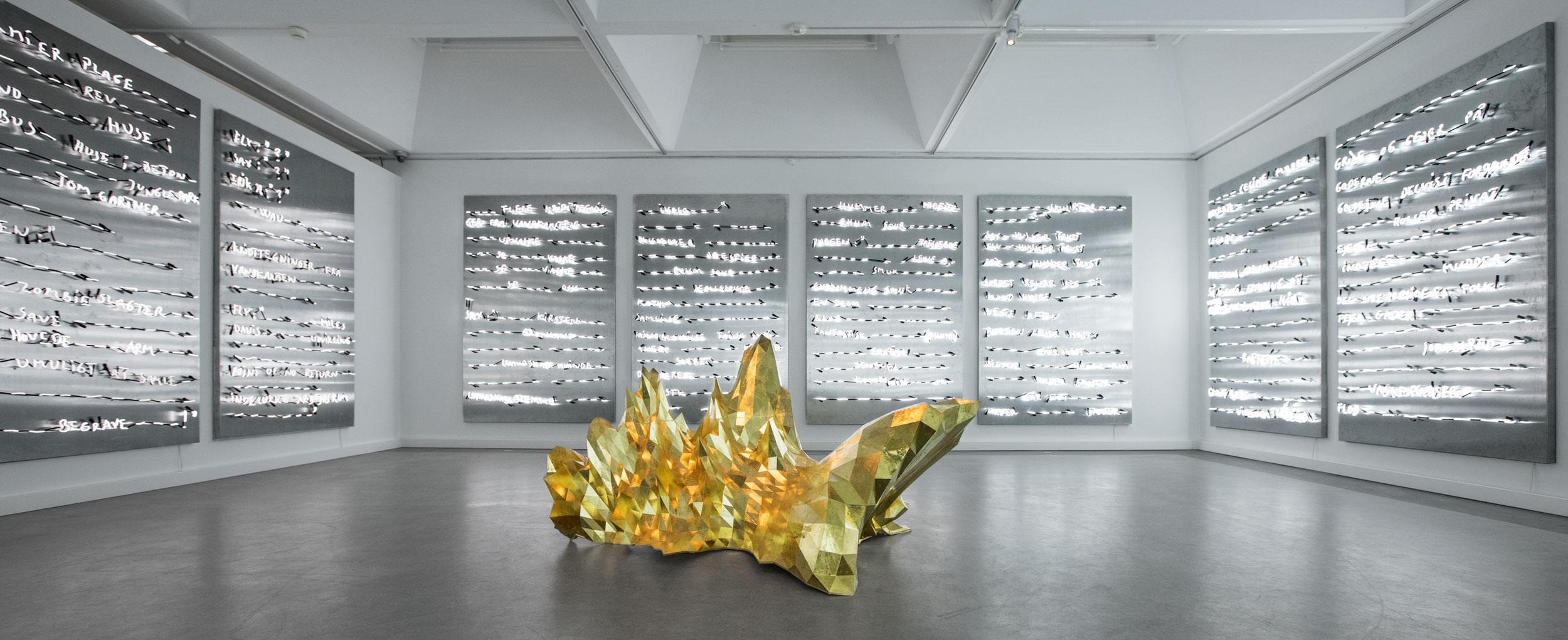 Sculptur, Erik A Frandsen