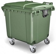 Waste bins - Waste containers, bins, stretch bands…