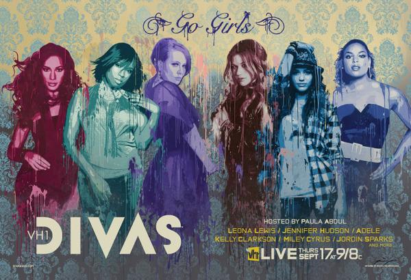 VH1 Divas Campaing 2009 - Artvertising