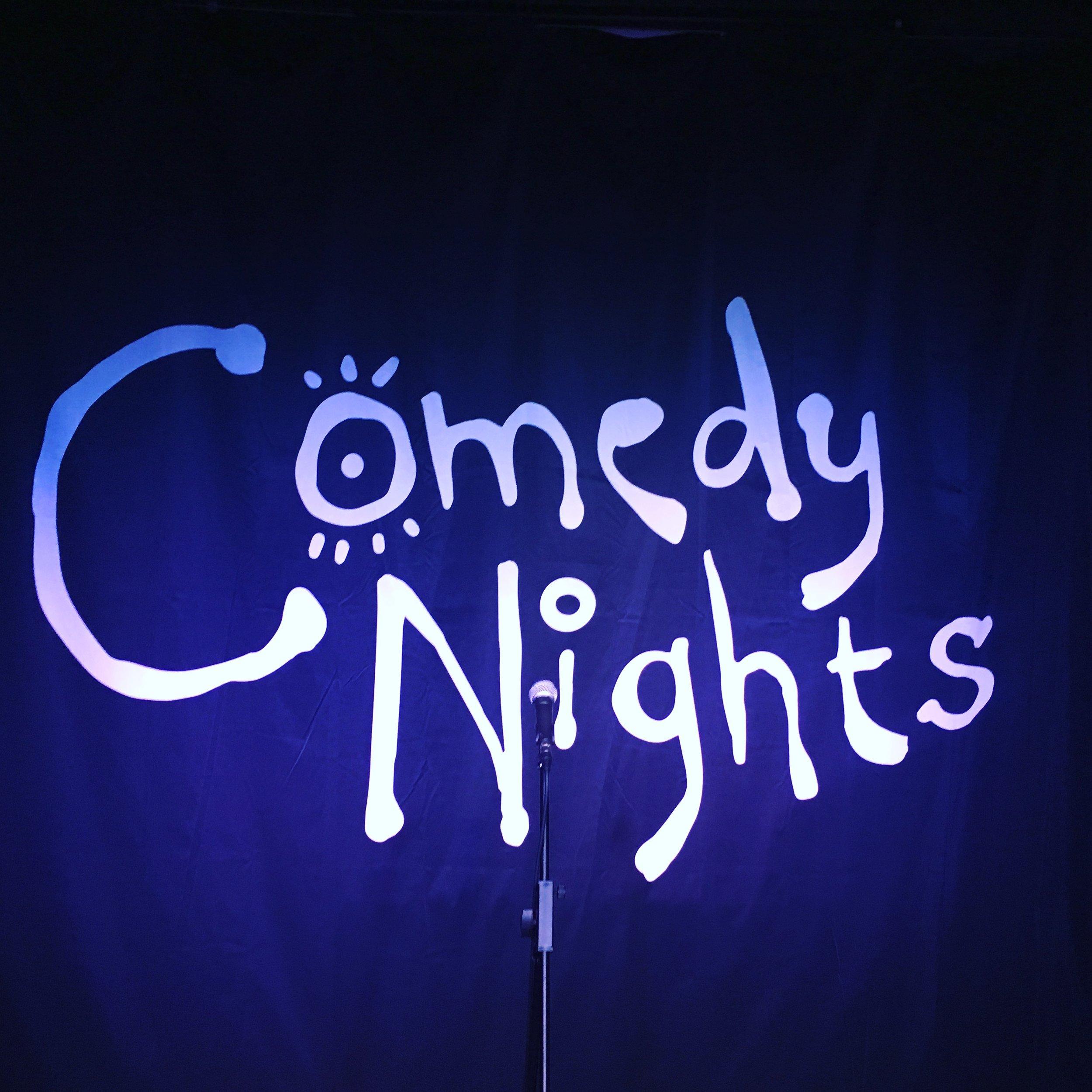 Comedy Night Banner.JPG