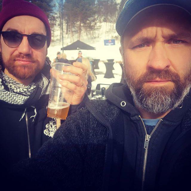 Why so serious? Vi har tatt turen til Hovden for å leske struper på Hovden Tour! #detvendebryggeri #craftbeer #hovdentour #hovden #blåekstra #storetorungen #munkenIV #los