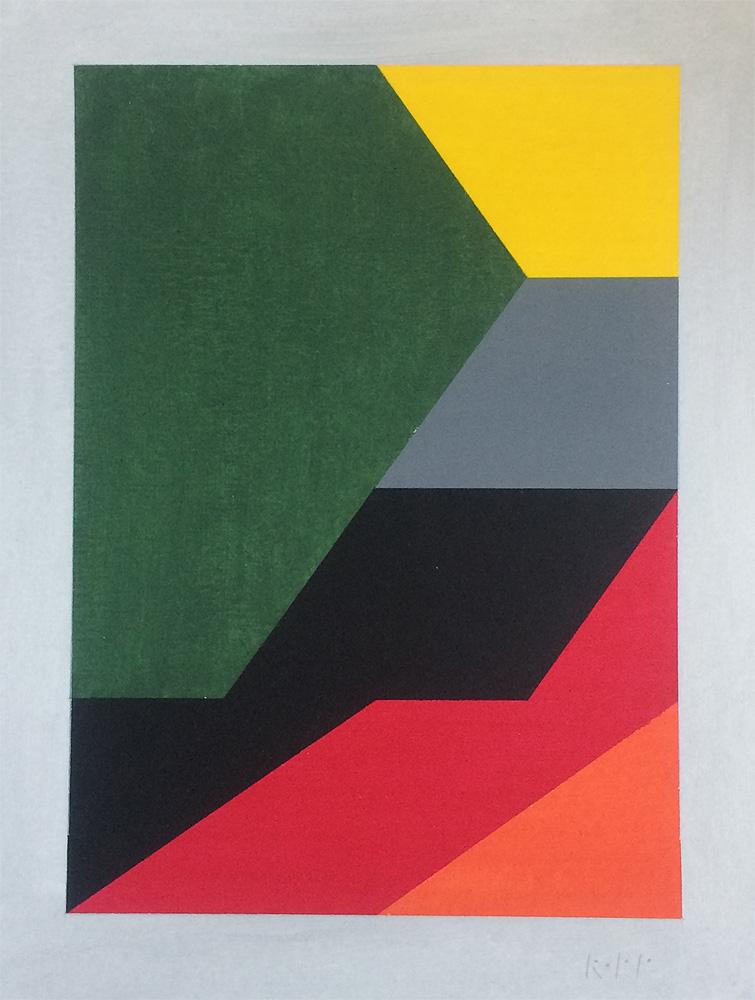 Lines between colors - 1c