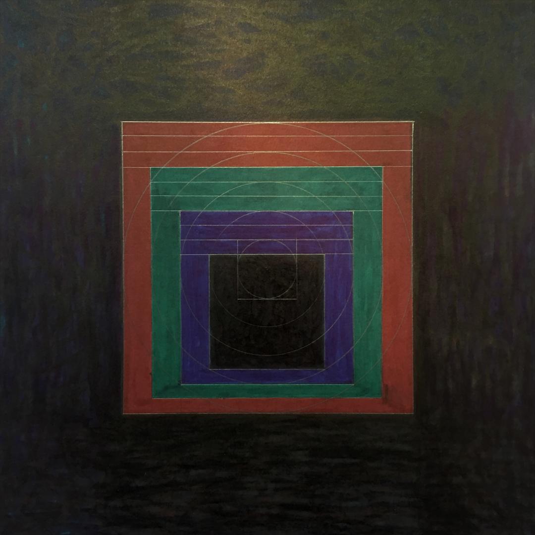 Geometry of Josef Albers