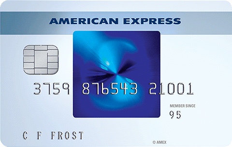 Amex Rewards Card