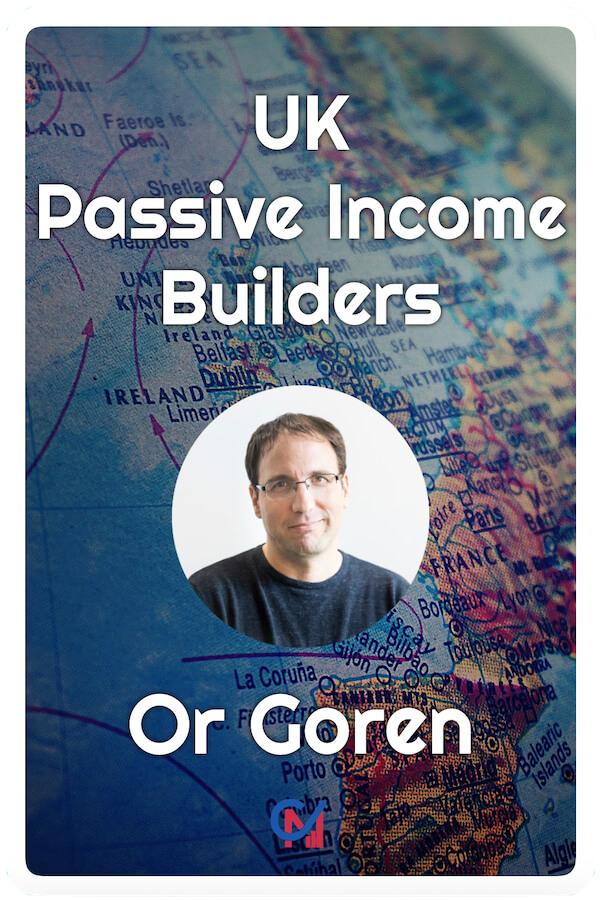 Passive Income Pin - Or Goren