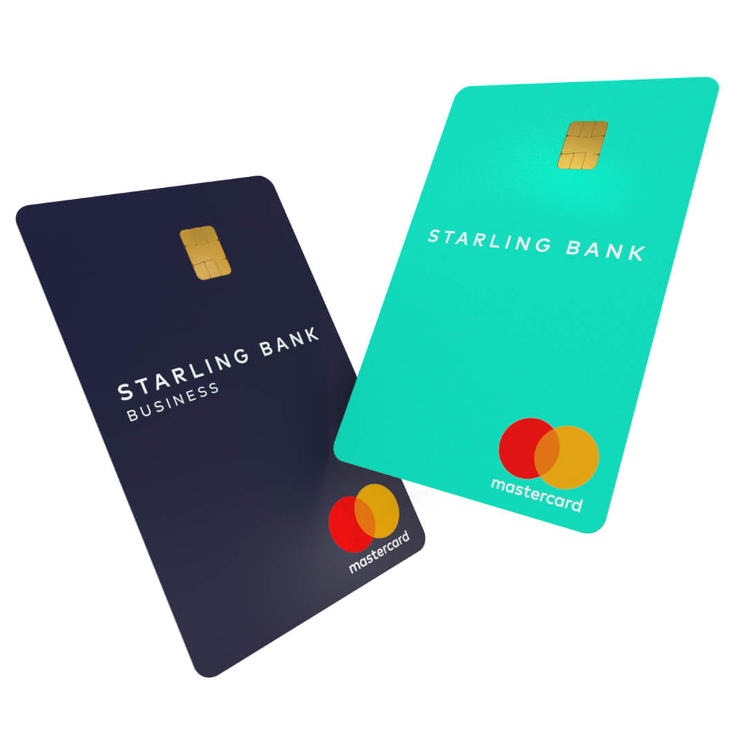 Starling Bank - Personal and Business Cards