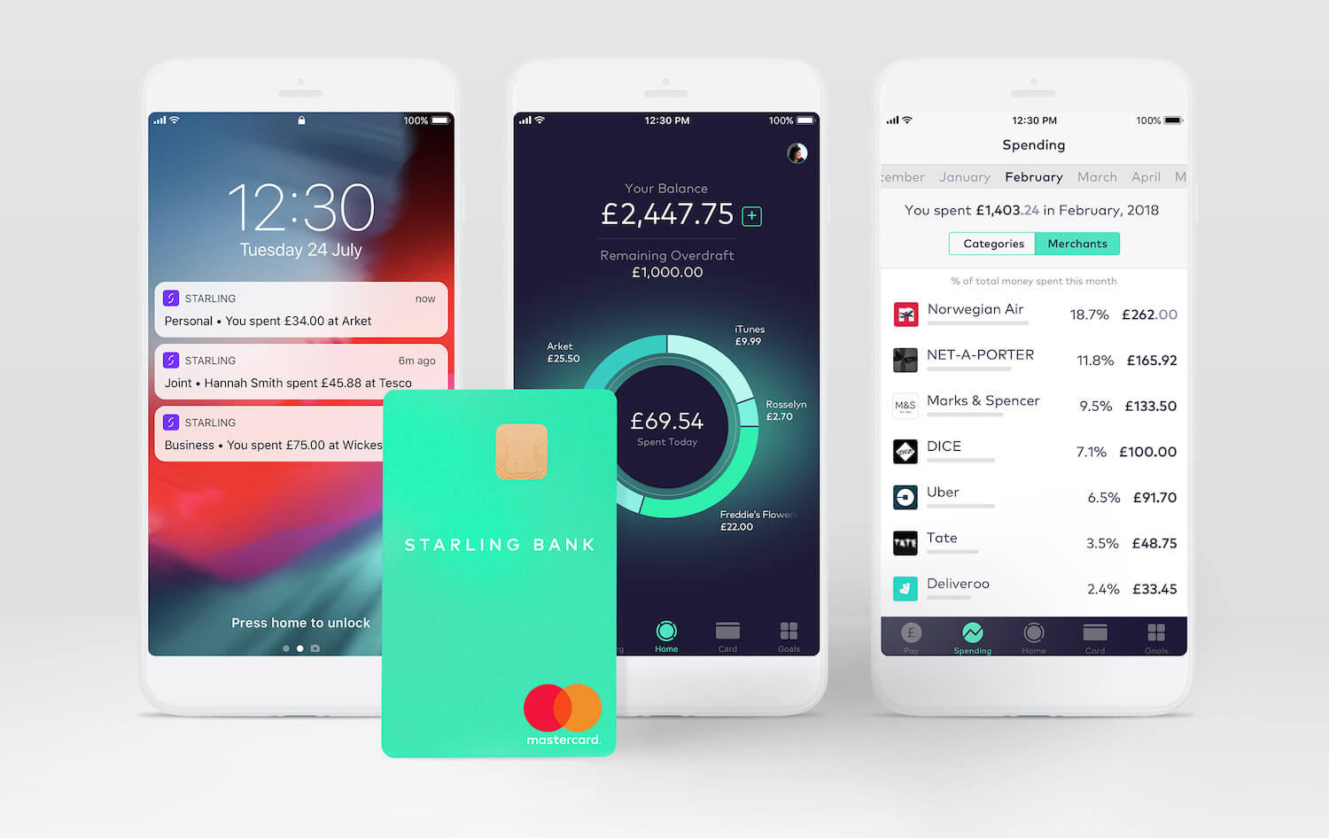 Starling Bank - Personal Current Account