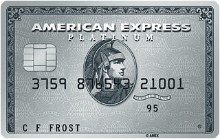 American Express Platinum Credit Card UK