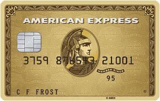 American Express UK Preferred Rewards Gold Credit Card UK
