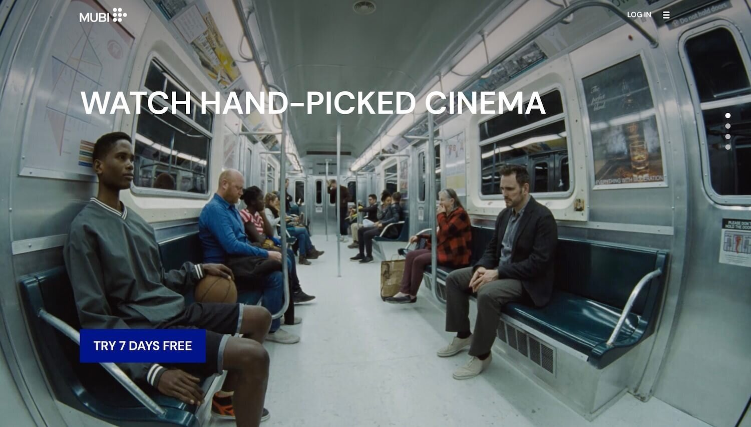 MUBI Arthouse Cinema Streaming Deals and Trials UK
