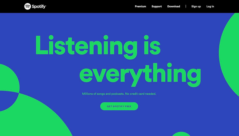 Spotify Trials and Deals UK