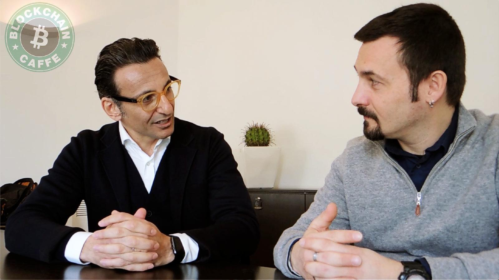 San Marino country adopts blockchain technology