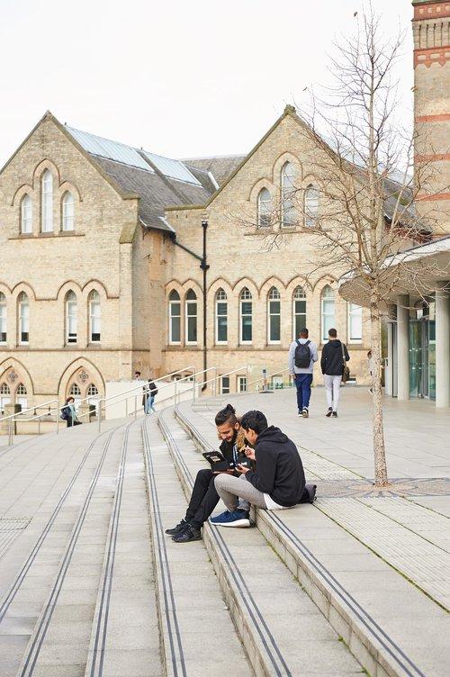 Newton and Arkwright Building, Nottingham Trent University
