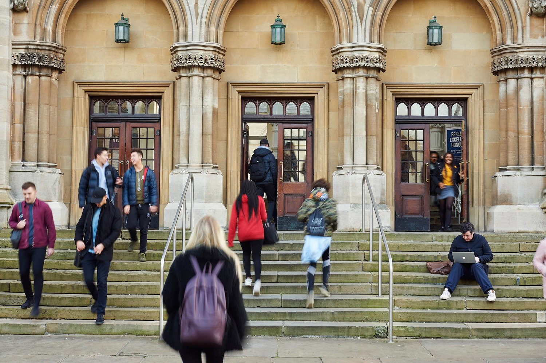 Arkwright Building, Nottingham Trent University
