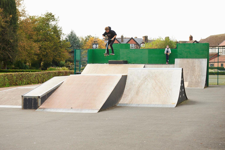 Hall Lees Park, Matlock