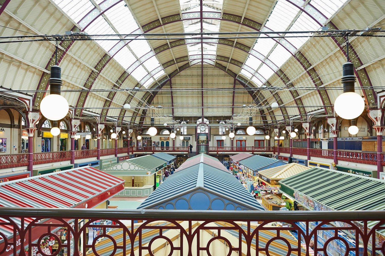 Derby Market Hall