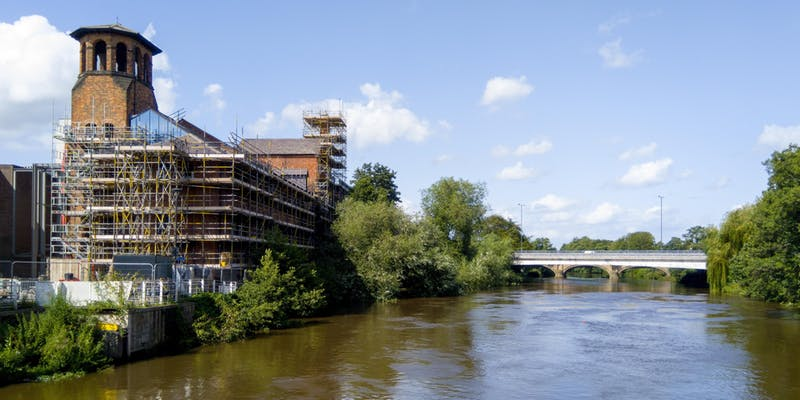 Building Talk & Tour: Museum of Making, Silk Mill Derby - 23rd October 6:00 – 8:30pm