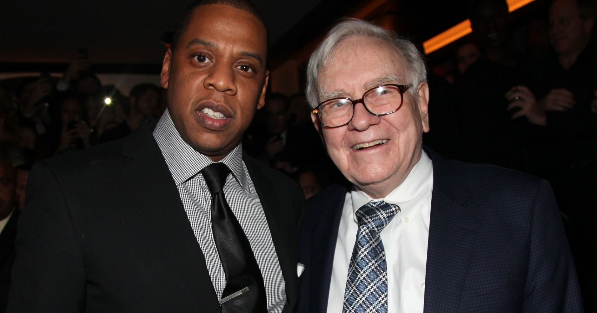 Long-term success comes from Long-term investing and taking a Long-term view of your business. Just look at Warren Buffet and Jay-Z.