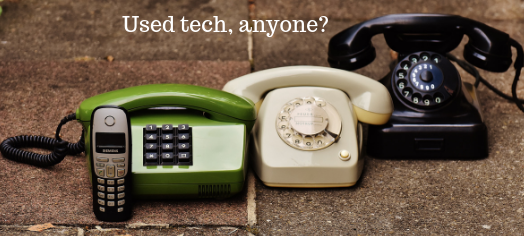 Used tech, anyone Runey & Associates Wealth Management.png