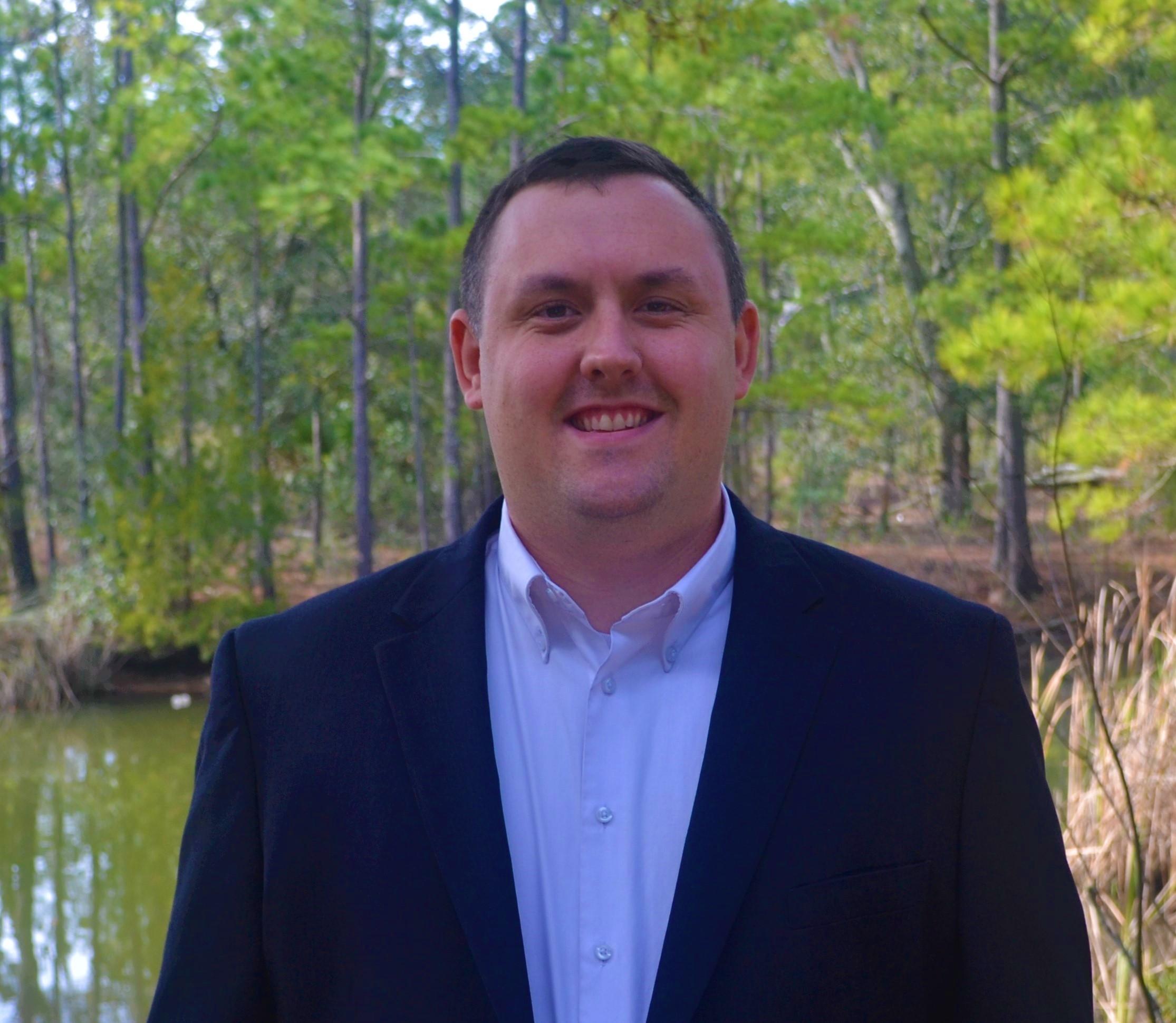 James Palmer, Associate Financial Advisor at Runey & Associates Wealth Management.