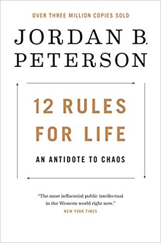Book Cover 12 Rules for Life An Antidote to Chaos.jpg