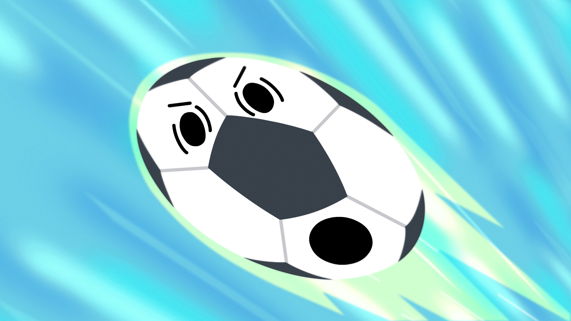Disney XD • No Ball Games • Paul Layzell
