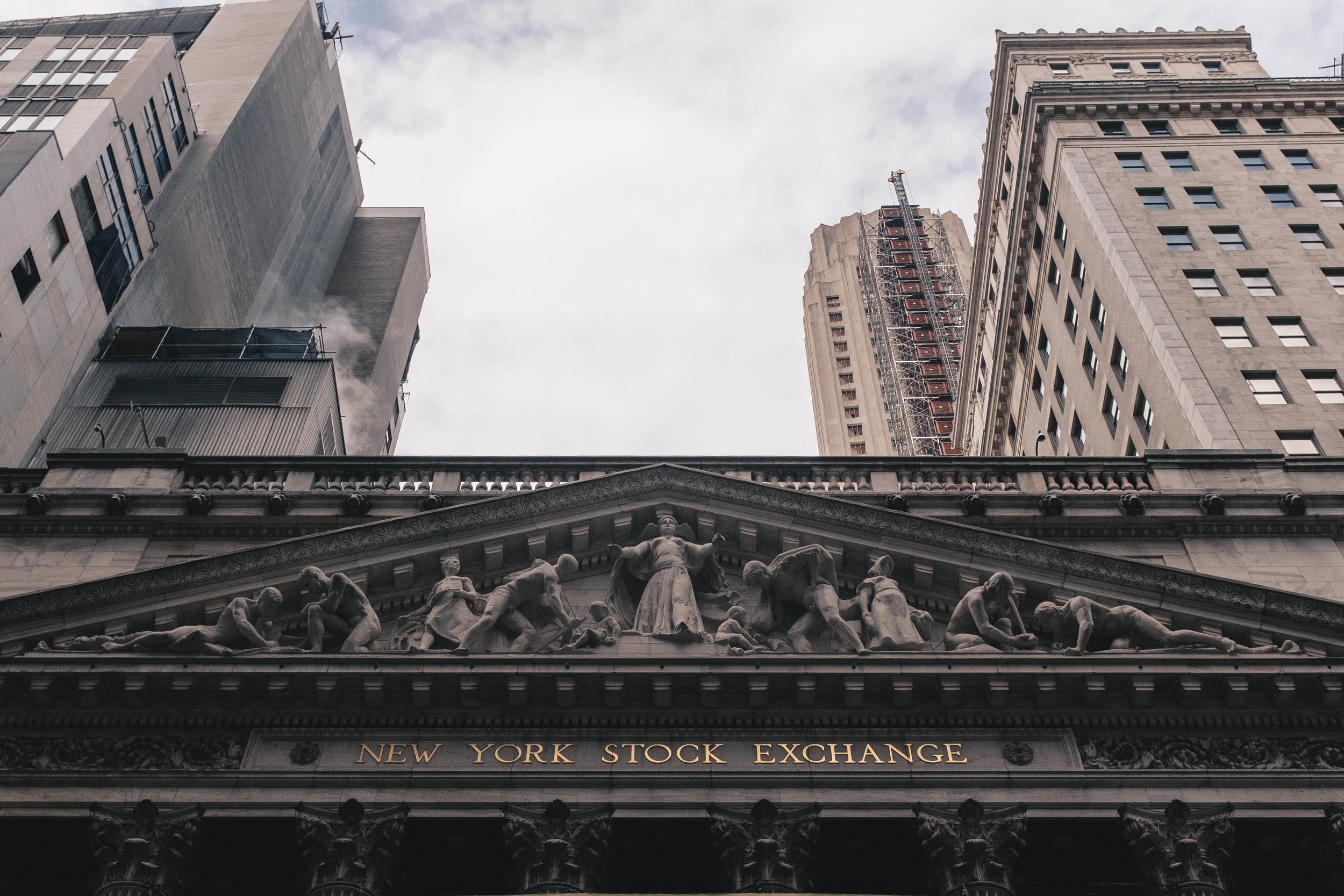 The New York Stock Exchange has been through the boom and bust of the American economy - it is no less important today than it was 100 years ago