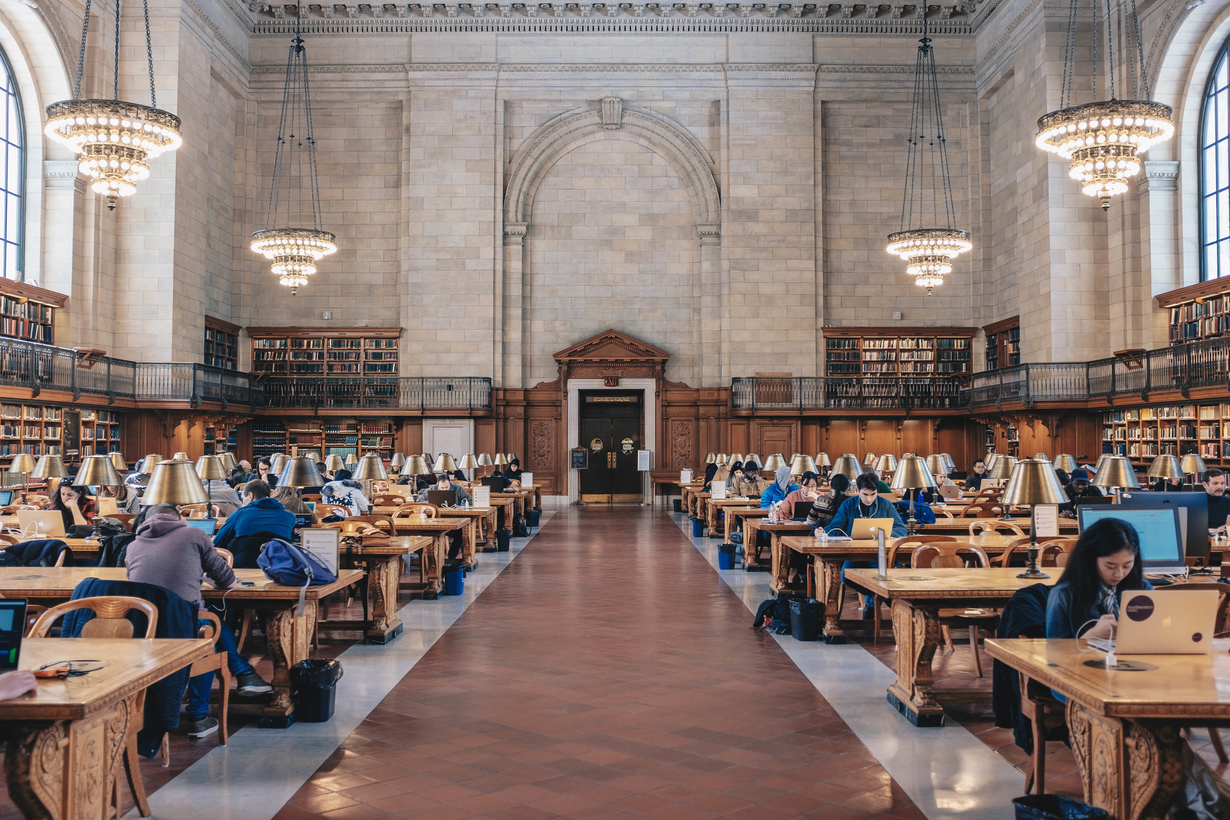 The New York Public Library is more than just a conducive spot to browse library material or catch up on some work