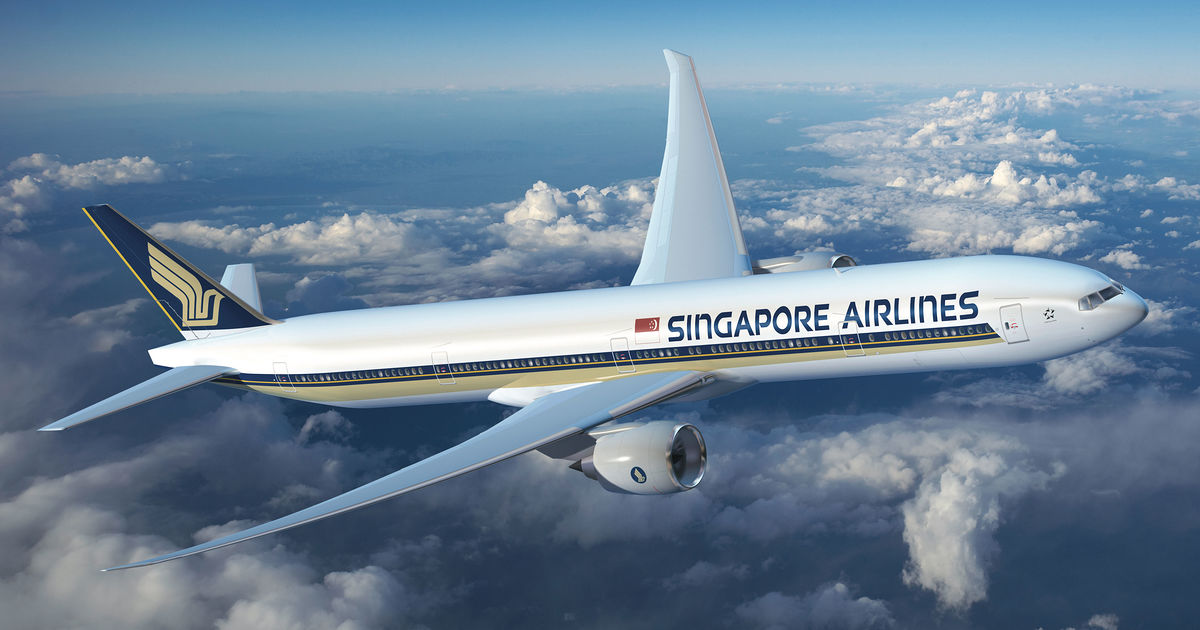 Singapore Airlines' new 787s are gradually entering its fleet and replacing aging jets,  photo from kayak.sg