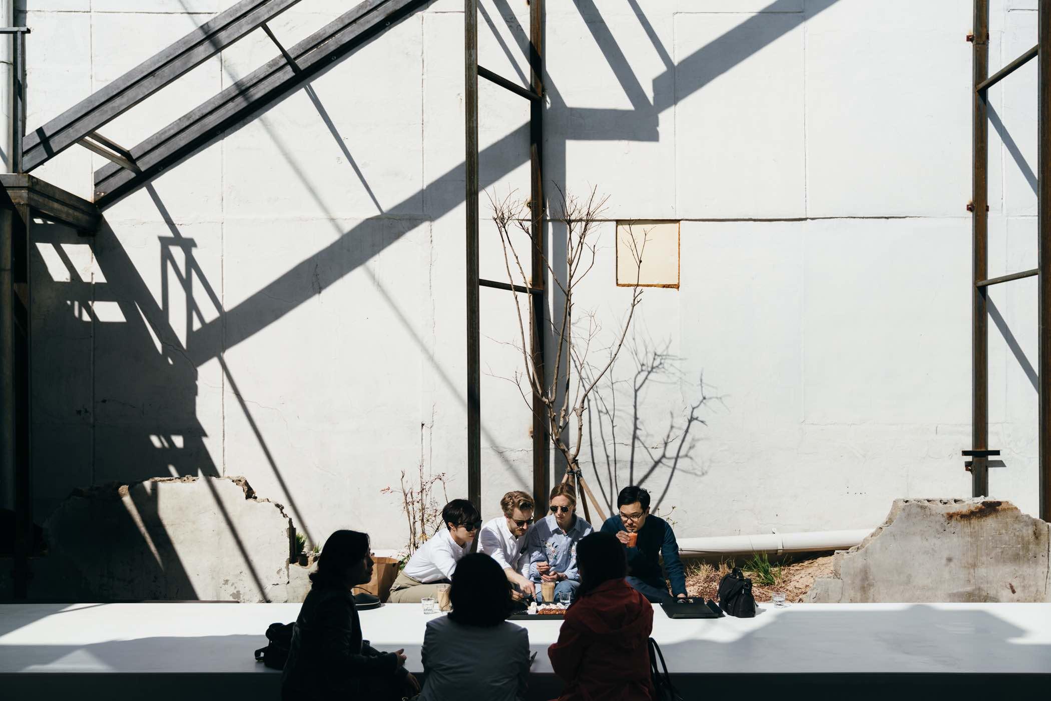 Cafe Onion - Seongsu Branch, photo from  Greysuitcase