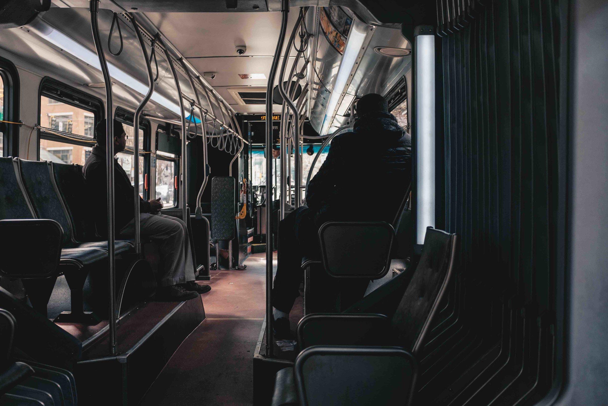Seattle's super into cashless public transit too!