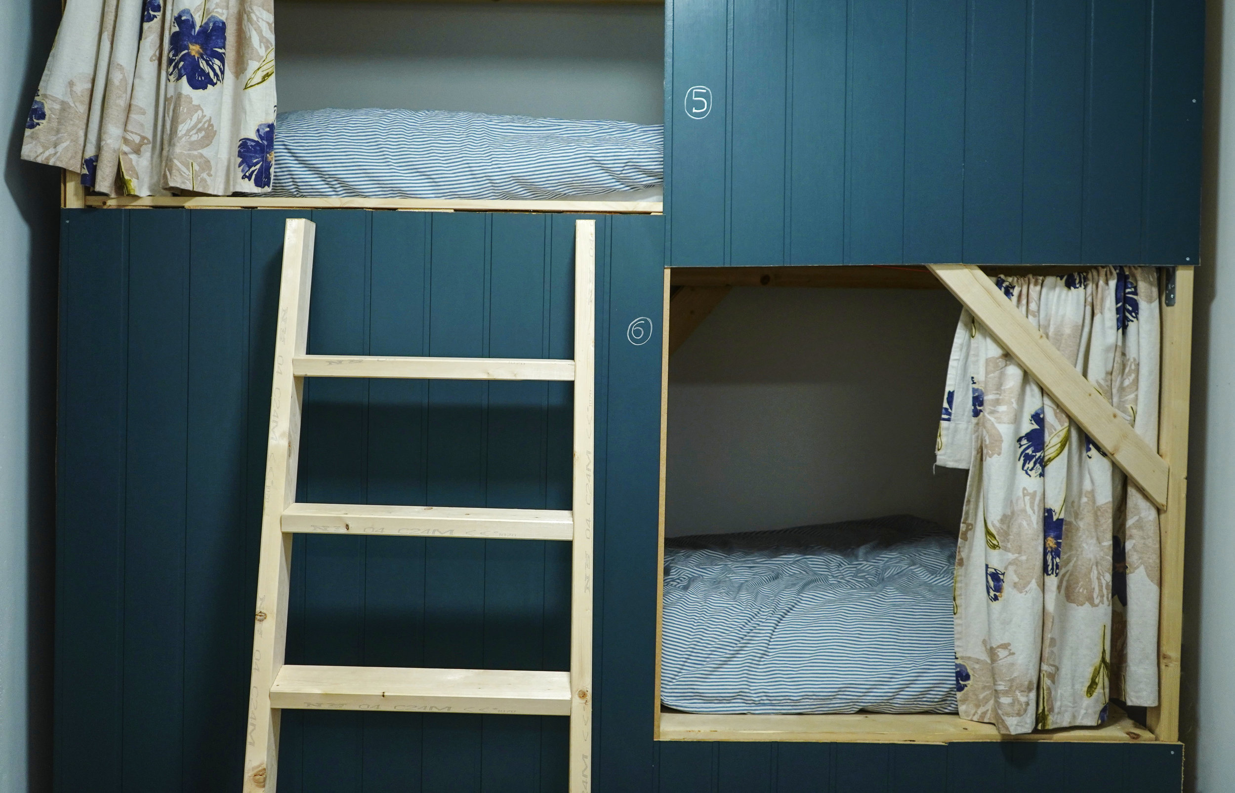 Capsule Dorm - The perfect combination between affordable accommodation and privacy. Our organic wooden capsules are nice, cosy and even has its own power plugs & light inside.1 Week - 374,50 €2 Weeks - 599,20 €1 Month - 1075,50 €2 Months - 1605 €