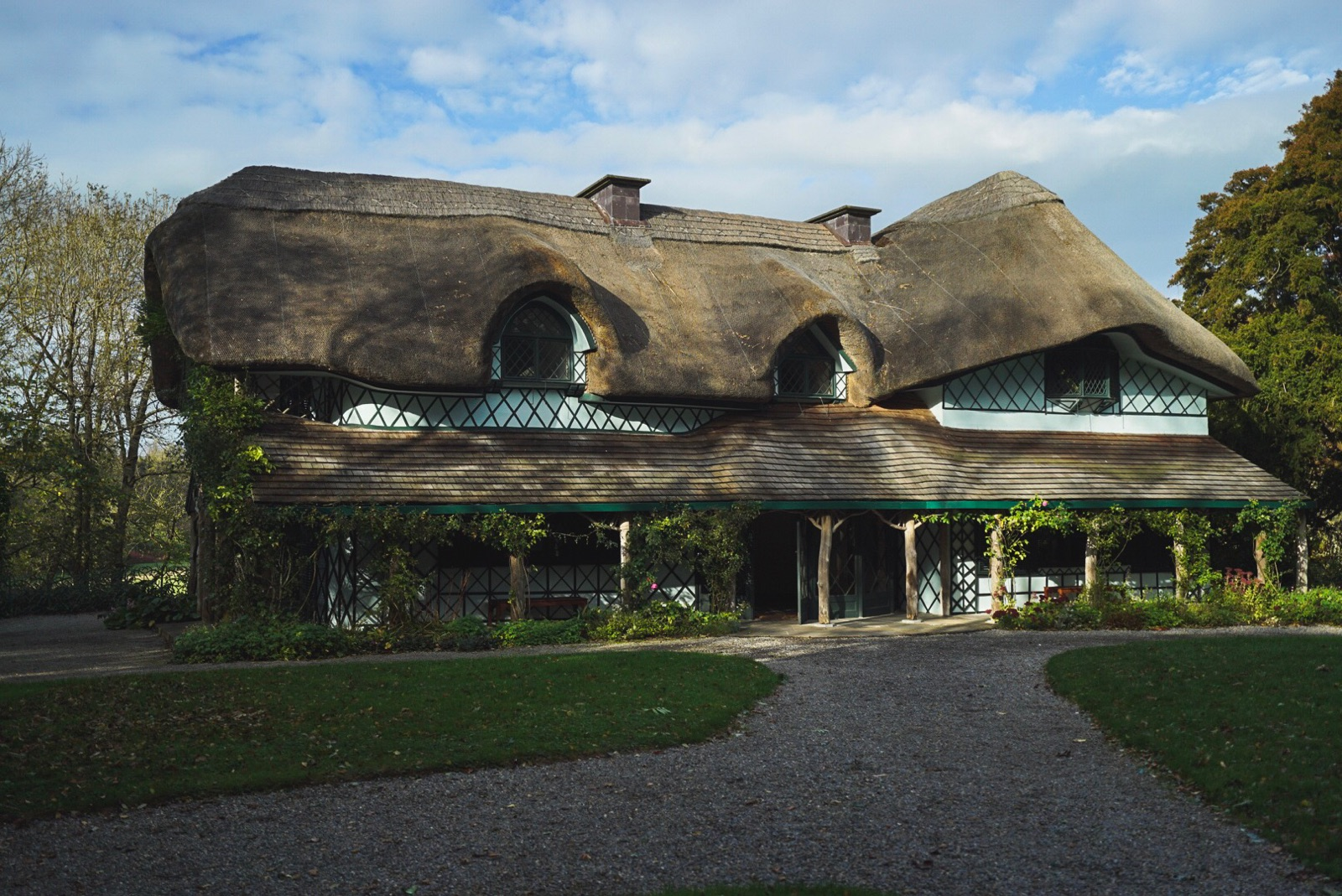 Swiss Cottage -