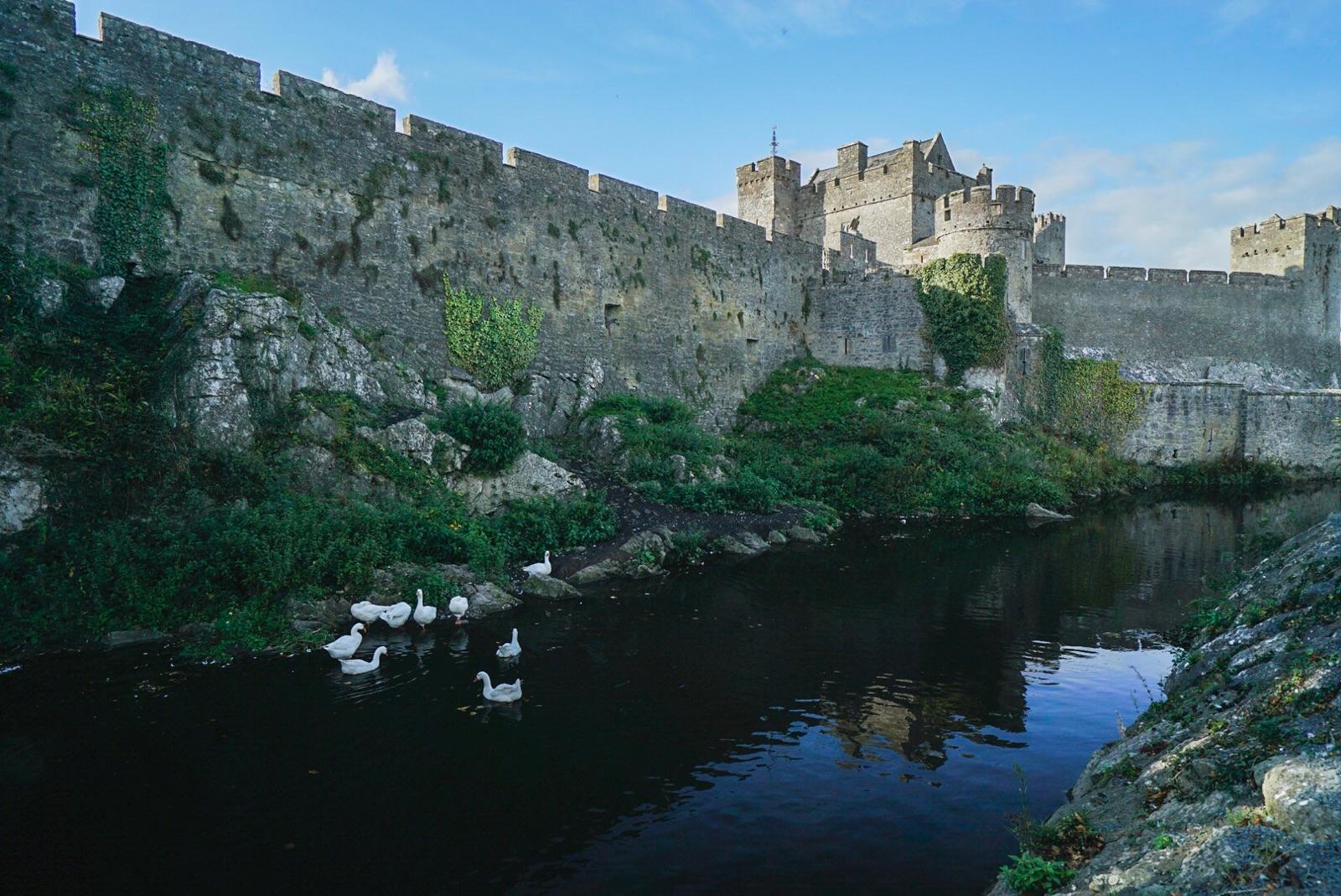 Cahir Castle -