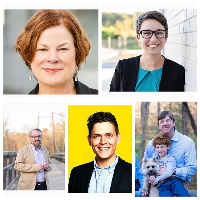 YIMBY Raleigh is releasing endorsements today! Check link in bio. Early voting starts today so get out and vote!  Mayor: @maryannforraleigh  At-Large: @nicoleforraleigh @melton4raleigh  District A: @patrickbuffkin  District B: @brianfitznc  District C: @corey4districtc  District D: @saige4raleigh @brit4raleigh  District E: @knightforraleigh