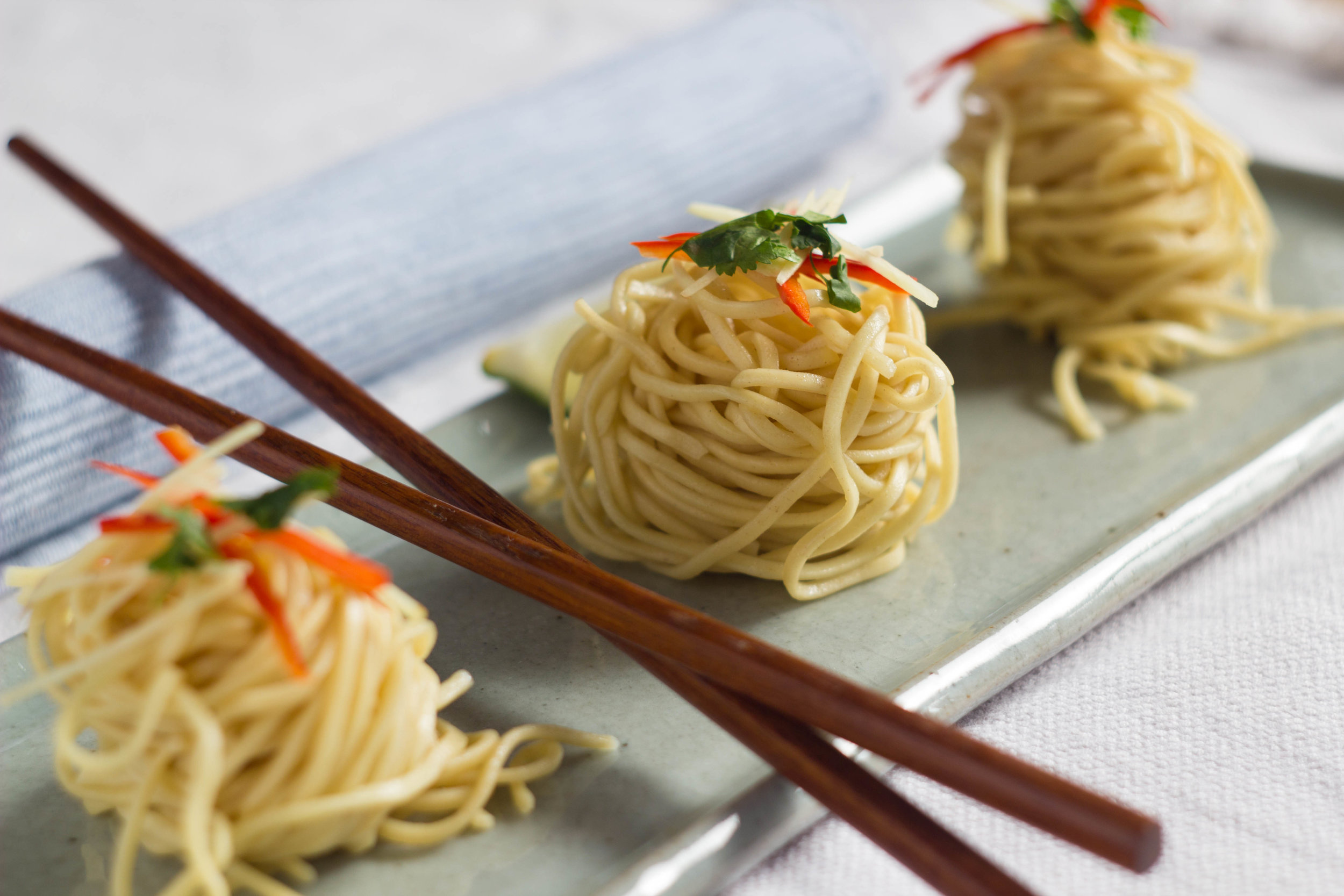 Noodles Chef's Style