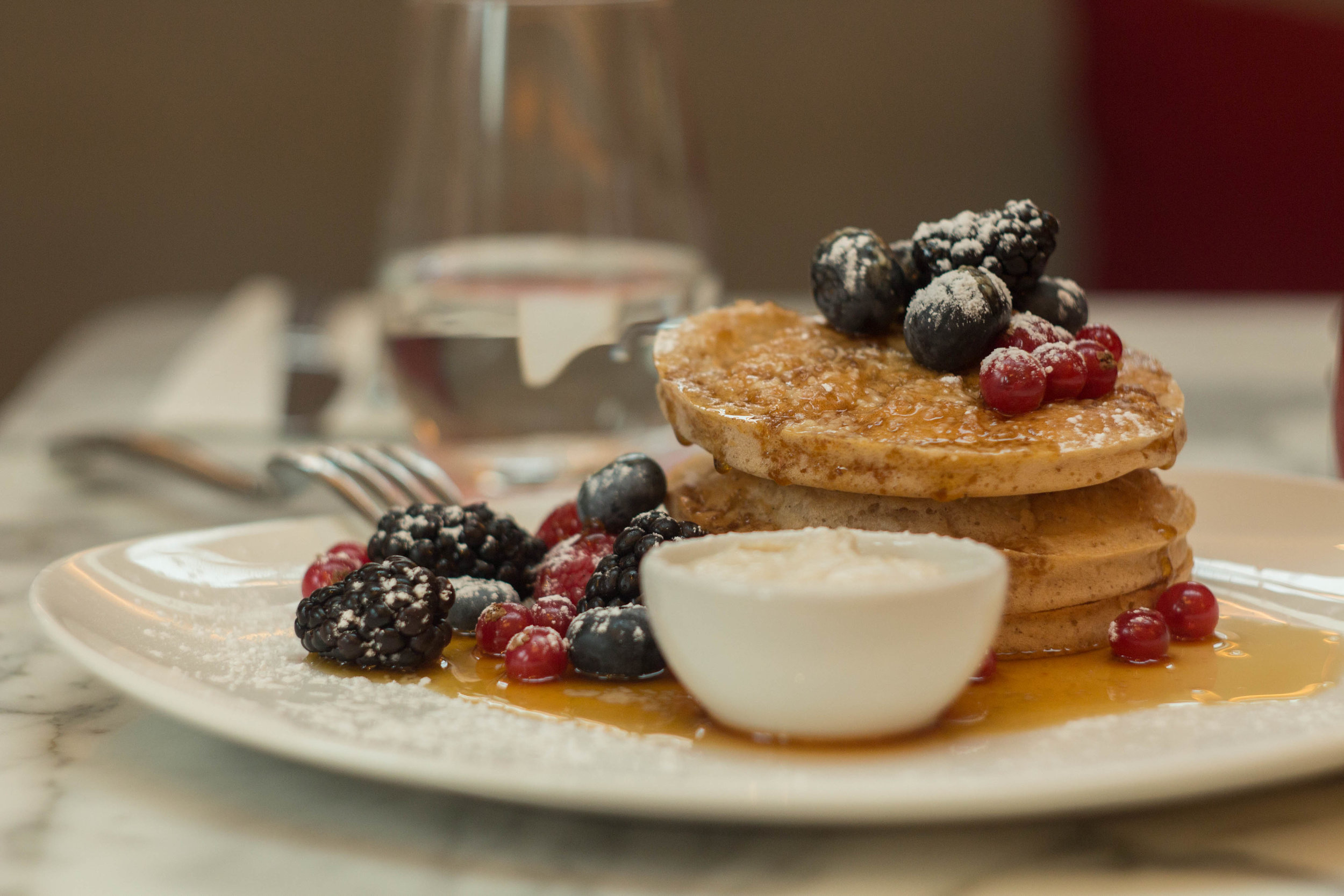 Wulf & Lamb: American Pancakes